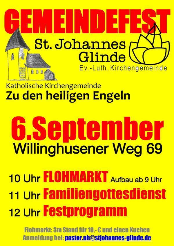 Plakat A5 GEMEINDEFEST2